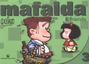 Papel MAFALDA & FRIENDS 3