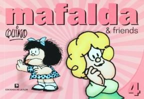 Papel MAFALDA & FRIENDS 4