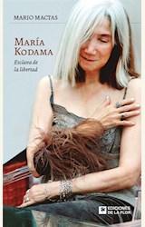 Papel MARÍA KODAMA: ESCLAVA DE LA LIBERTAD