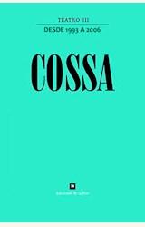 Papel TEATRO III (COSSA)