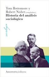 Papel HISTORIA DEL ANALISIS SOCIOLOGICO