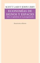 Papel ECONOMIAS DE SIGNOS Y ESPACIO