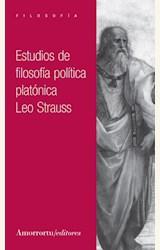 Papel ESTUDIOS DE FILOSOFIA POLITICA PLATONICA