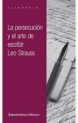 Papel LA PERSECUSION Y EL ARTE DE ESCRIBIR