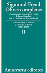 Papel OBRAS COMPLETAS 02 (FREUD)