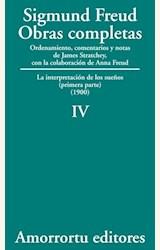 Papel OBRAS COMPLETAS 04 (FREUD)