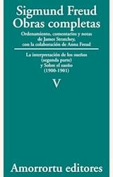 Papel OBRAS COMPLETAS 05 (FREUD)