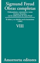 Papel OBRAS COMPLETAS 08 (FREUD)