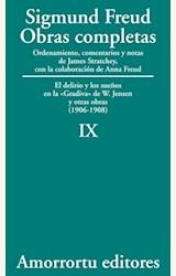 Papel OBRAS COMPLETAS 09 (FREUD)