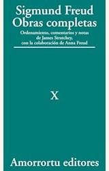 Papel OBRAS COMPLETAS 10 (FREUD)