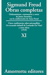 Papel OBRAS COMPLETAS 11 (FREUD)