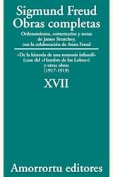 Papel OBRAS COMPLETAS 17 (FREUD)