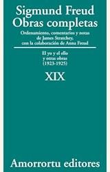 Papel OBRAS COMPLETAS 19 (FREUD)