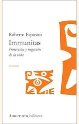 Papel IMMUNITAS. PROTECCION Y NEGACION DE LA VIDA