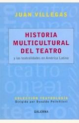 Papel HISTORIA MULTICULTURAL DEL TEATRO