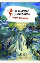 Papel EL MAESTRO Y MARGARITA