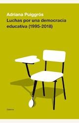 Papel LUCHAS POR UNA DEMOCRACIA EDUCATIVA (1995-2018)
