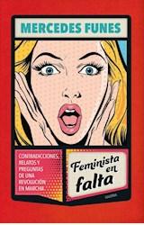 Papel FEMINISTA EN FALTA