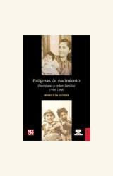 Papel ESTIGMAS DE NACIMIENTO. PERONISMO Y ORDEN FAMILIAR 1946-1955