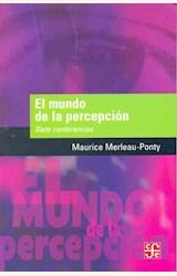 Papel MUNDO DE LA PERCEPCION, EL