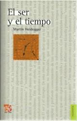 Papel EL SER Y EL TIEMPO