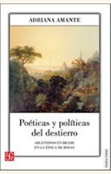 Papel POETICAS Y POLITICAS DEL DESTIERRO