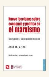Papel NUEVE LECCIONES SOBRE ECONOMIA Y POLITICA EN EL MARXISMO