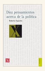 Papel DIEZ PENSAMIENTOS ACERCA DE LA POLITICA