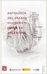 Papel ANTOLOGIA DEL ENSAYO FILOSOFICO JOVEN EN ARGENTINA