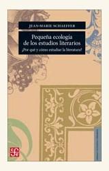 Papel PEQUEÑA ECOLOGÍA DE LOS ESTUDIOS LITERARIOS