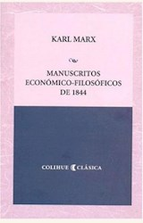Papel MANUSCRITOS ECONOMICO-FILOSOFICOS DE 1844