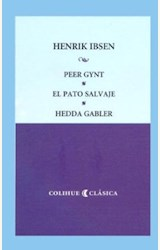 Papel PEER GYNT - EL PATO SALVAJE - HEDDA GABLER