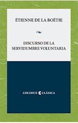Papel DISCURSO DE LA SERVIDUMBRE VOLUNTARIA