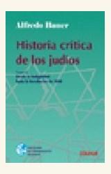 Papel HISTORIA CRÍTICA DE LOS JUDÍOS