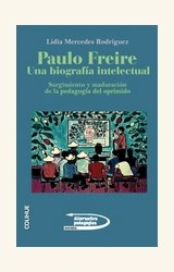 Papel PAULO FREIRE, UNA BIOGRAFIA INTELECTUAL