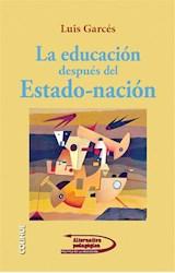 Papel LA EDUCACION DESPUES DEL ESTADO-NACION