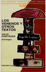 Papel VENENOS Y OTROS TEXTOS, LOS ANTOLOGIA I