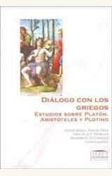 Papel DIALOGO CON LOS GRIEGOS ( EST.S/PLATON, ARISTOTELES Y PLOTIN