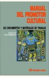 Papel MANUAL DEL PROMOTOR CULTURAL 3