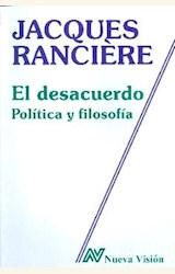 Papel DESACUERDO, EL (POLITICA Y FILOSOFIA)