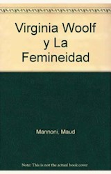 Papel VIRGINIA WOOLF Y LA FEMINEIDAD