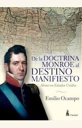 Papel DE LA DOCTRINA MONROE AL DESTINO MANIFIESTO