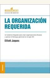 Papel ORGANIZACION REQUERIDA, LA