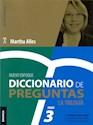 Libro Diccionario De Preguntas. La Trilogia   Tomo 3