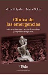 Papel CLINICA DE LAS EMERGENCIAS