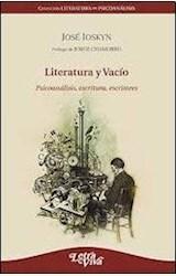 Papel LITERATURA Y VACIO