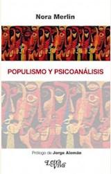 Papel POPULISMO Y PSICOANALISIS