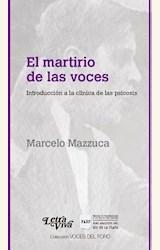 Papel EL MARTIRIO DE LAS VOCES