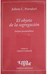 Papel EL OBJETO DE LA SEGREGACIÓN