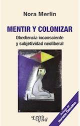 Papel MENTIR Y CONOLIZAR